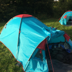 picture of camping tents