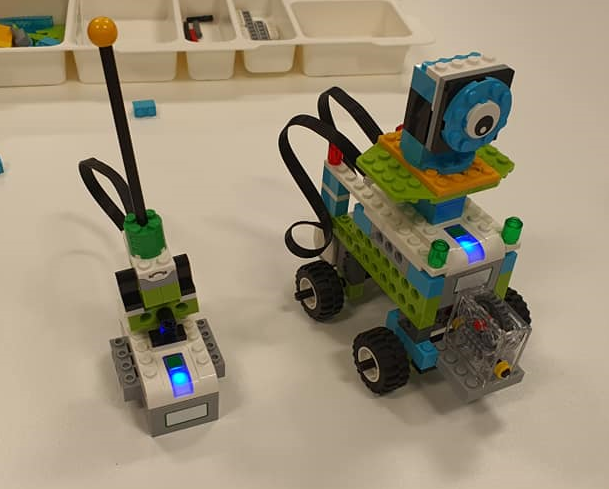 lego remote control vehicle